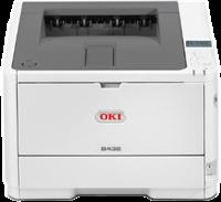 Laserdrucker Schwarz Weiss OKI B432dn