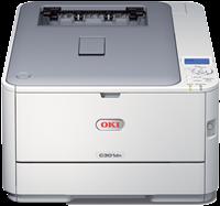 Farb-Laserdrucker OKI C301dn
