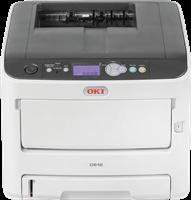 Farb-Laserdrucker OKI C612dn