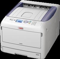 Farb-Laserdrucker OKI C822n
