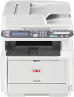 Multifunktionsdrucker OKI MB472dnw