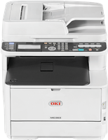 Farb-Laserdrucker OKI MC363dn