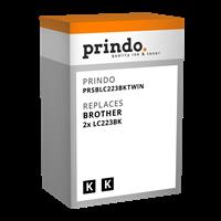 Prindo PRSBLC223BKTwin