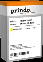Druckerpatrone Prindo PRIBLC1000Y