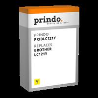 Druckerpatrone Prindo PRIBLC121Y