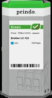 Druckerpatrone Prindo PRIBLC123CG