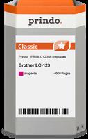 Druckerpatrone Prindo PRIBLC123M