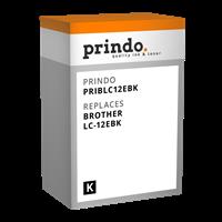 Druckerpatrone Prindo PRIBLC12EBK