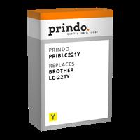 Druckerpatrone Prindo PRIBLC221Y