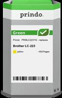 Druckerpatrone Prindo PRIBLC223YG