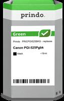 Druckerpatrone Prindo PRICPGI525BKG