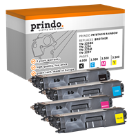 Multipack Prindo PRTBTN325 Rainbow
