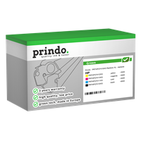 Value Pack Prindo PRTHPCF410XG Rainbow