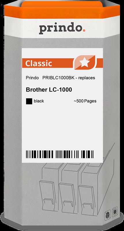Druckerpatrone Prindo PRIBLC1000BK