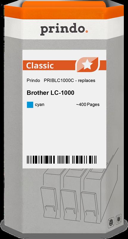 Druckerpatrone Prindo PRIBLC1000C