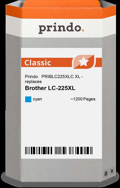 Druckerpatrone Prindo PRIBLC225XLC