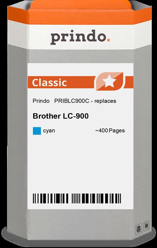 Druckerpatrone Prindo PRIBLC900C