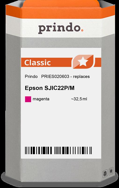 Druckerpatrone Prindo PRIES020603