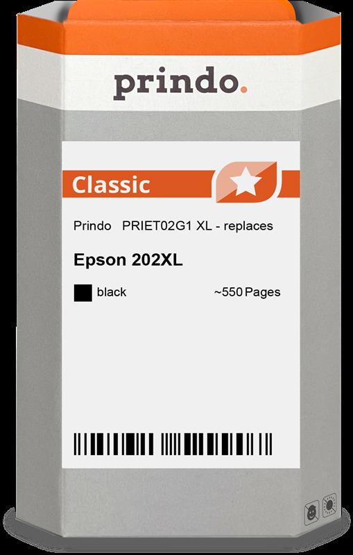 Druckerpatrone Prindo PRIET02G1