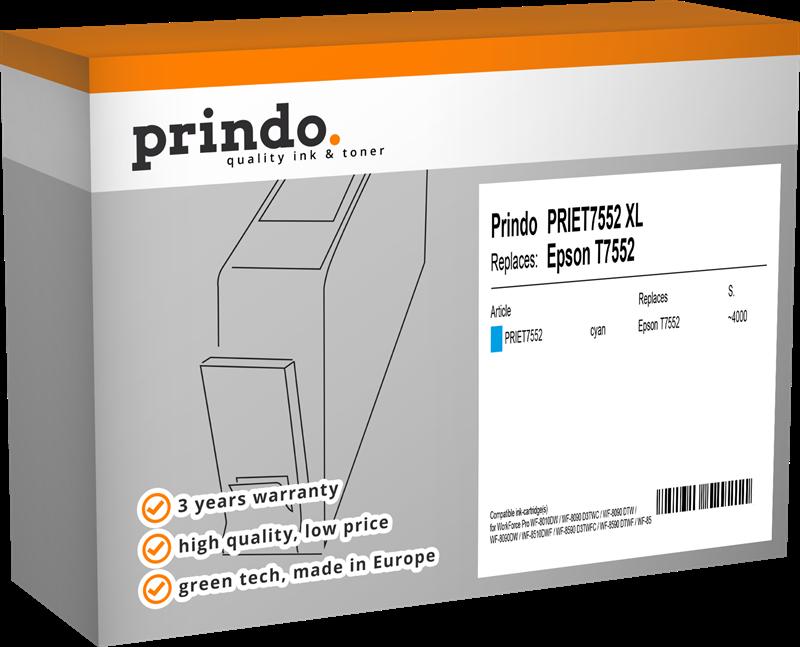 Druckerpatrone Prindo PRIET7552
