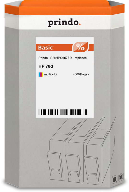 Druckerpatrone Prindo PRIHPC6578D