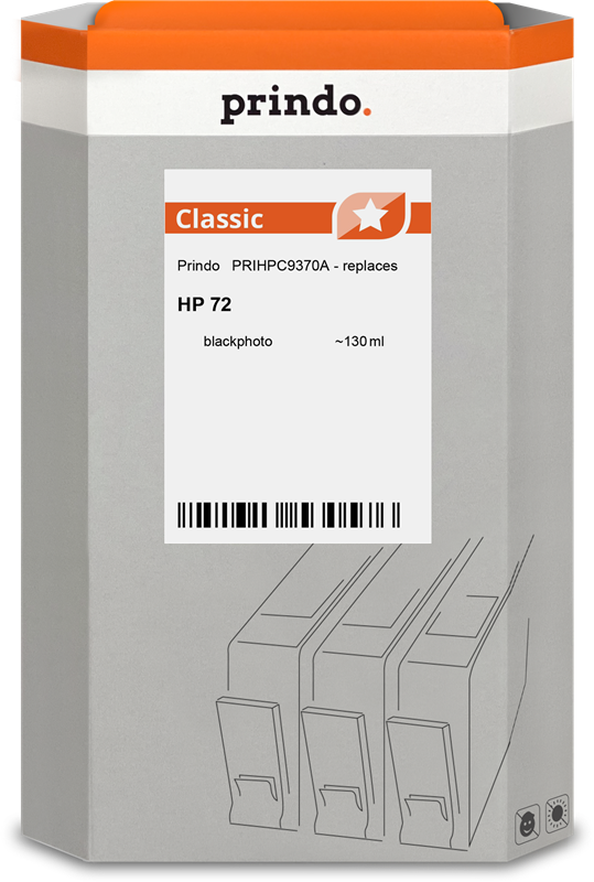 Druckerpatrone Prindo PRIHPC9370A
