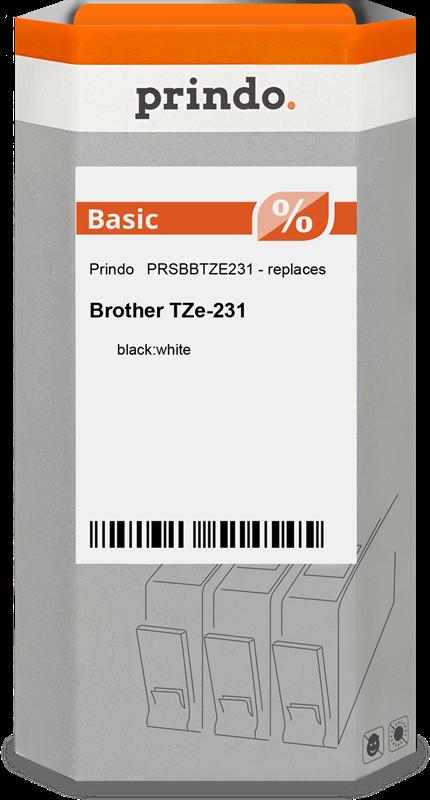 Schriftband Prindo PRSBBTZE231