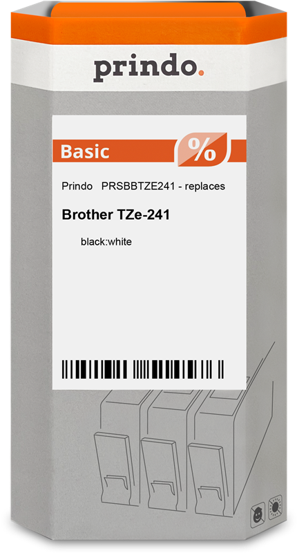Schriftband Prindo PRSBBTZE241
