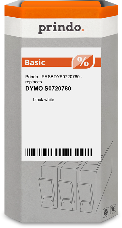 Schriftband Prindo PRSBDYS0720780