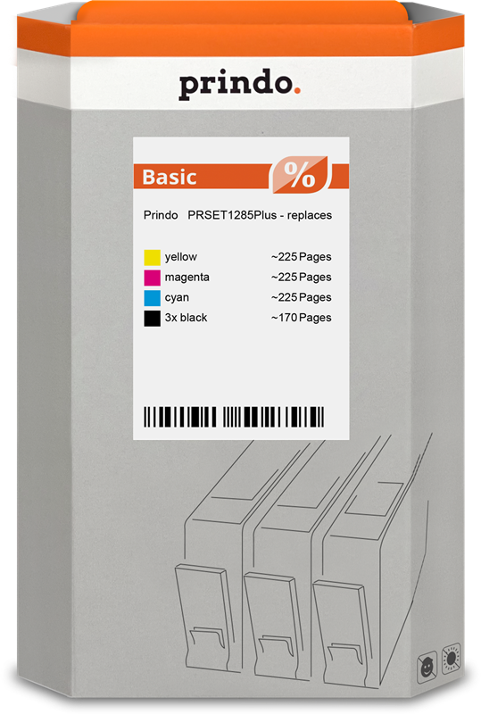 Multipack Prindo PRSET1285Plus