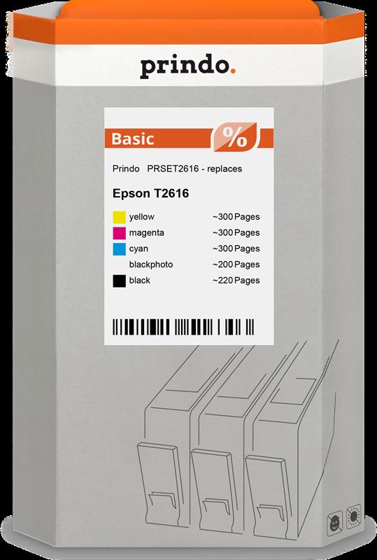 Multipack Prindo PRSET2616