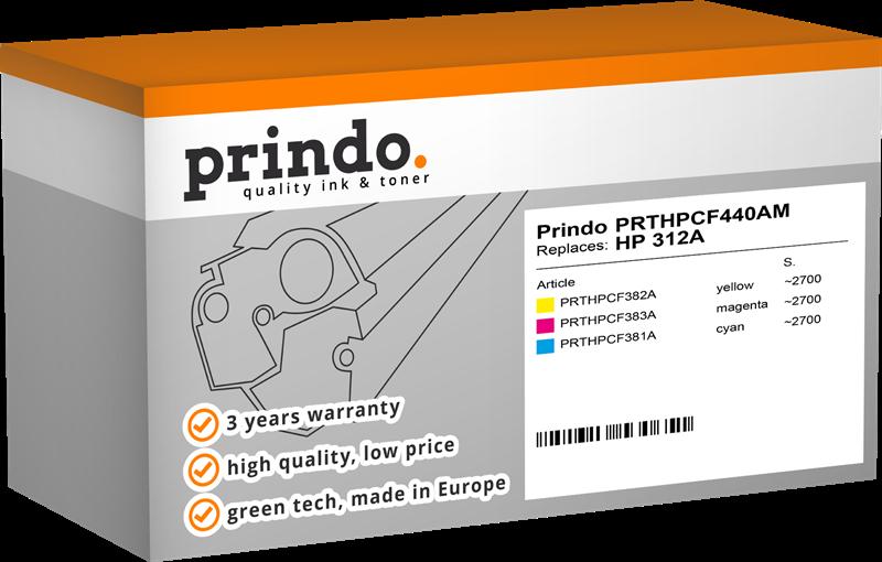 Multipack Prindo PRTHPCF440AM