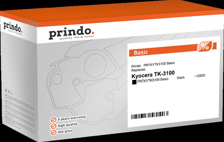 Toner Prindo PRTKYTK3100 Basic