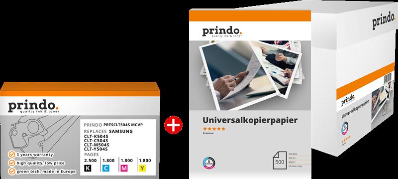 Value Pack Prindo PRTSCLT504S MCVP
