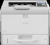 Laserdrucker Schwarz Weiss Ricoh SP 400DN