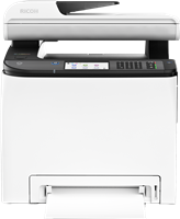 Multifunktionsdrucker Ricoh SP C261SFNw