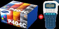 Value Pack Samsung CLT-P404C MCVP
