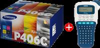 Value Pack Samsung CLT-P406C MCVP