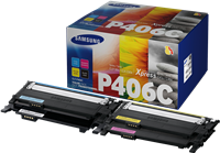 Multipack Samsung CLT-P406C