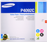 Multipack Samsung CLT-P4092C