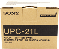 Value Pack Sony UPC-21L