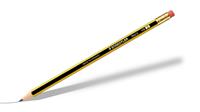 Bleistift mit Radierer Staedtler 122-HB