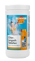 Chlor-Langzeit Tabletten 1,2 kg Summer Fun 0505702SF