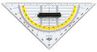Geodreieck 160 mm, mit Griff Wedo 52 6