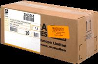 Thermo-Papier Zebra 3003061 20PCK