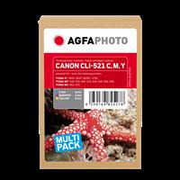 Multipack Agfa Photo APCCLI521TRID