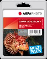 Multipack Agfa Photo APCCLI526TRID