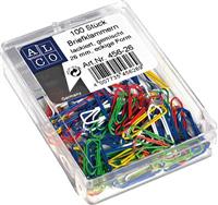 Briefklammern farbig lackiert ALCO 456-26