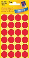 Markierungspunkt AVERY Zweckform 3004