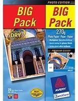 Fotopapier hochglänzend Big Pack AVERY Zweckform 2739